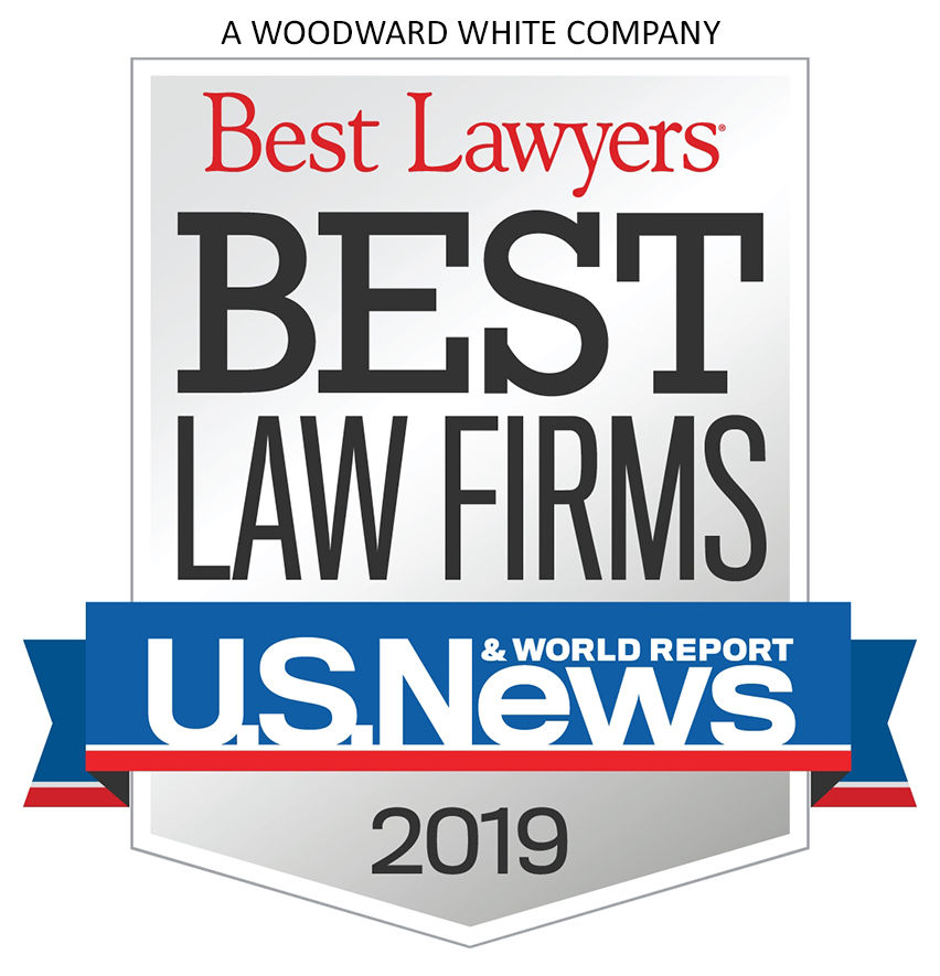 Gray Reed Recognized in 2019 Best Law Firms Ranking