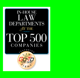 Gray Reed Named as a 2012 Go-To Law Firm for Fortune 500 Companies