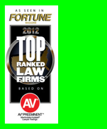 Martindale-Hubbell and Fortune Magazine Recognizes Gray Reed as a 2012 Top Law Firm