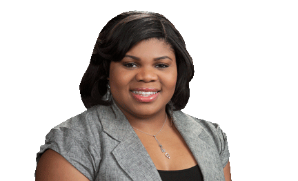 Ebony Rivon Honored by Lawyers of Color and by the Dallas Volunteer Attorney Program Photo